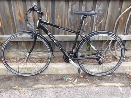 Mens Schwinn commuter bike - Refurbished! Port Melbourne Port Phillip Preview