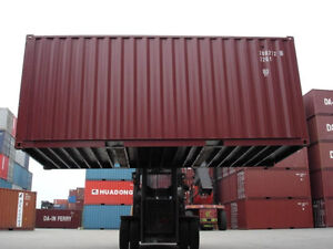 Cargo Shipping Containers Available for Sale and Rent