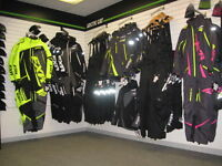 Precision Powersports now an Authorized Snowmobile FXR Dealer!