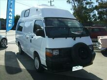 1990 Toyota Hiace RZH113R RZH113R 5 Speed Manual Frankston Frankston Area Preview