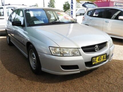 2005 Holden Commodore VZ Executive Silver 4 Speed Automatic Sedan Minchinbury Blacktown Area Preview