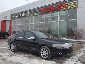 2008 Lincoln MKZ AWD -Perfect for the winter roads!