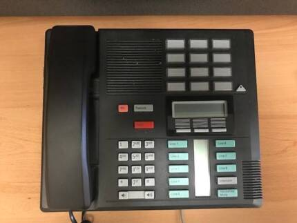 Commander NT40 Phone System with 15+ handsets