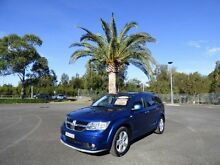 2010 Dodge Journey JC MY10 R/T Blue 6 Speed Automatic Wagon Cabramatta Fairfield Area Preview