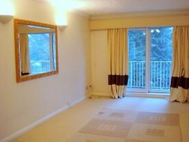 Lovely 2 bed, 2 bath first floor apartment in Beckenham. offered furnished or unfurnished