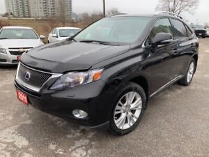 2011 Lexus RX 450H HYBRID | LOADED | NAVI | MEDIA CENTRE