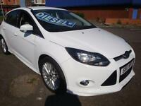 13 FORD FOCUS ZETEC S TDCI 5 DOOR DIESEL