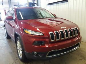2016 Jeep Cherokee Limited 4x4