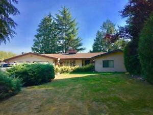 Just Listed ~ 11.66 Acres ~ House , Mobile Home +++ Langley