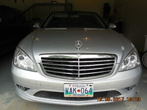 Immaculate Mercedes S-550, 4-Matic, Pano Roof