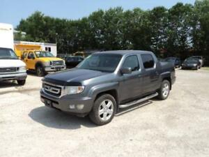 Very Good Shape 2010 Honda Ridgeline EX-L leather interior