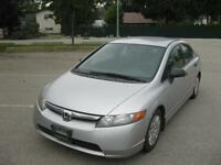 2006 Honda Civic LOCAL 1 OWNER! 2 SETS TIRES ON RIMS
