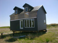 Unfinished cabin with loft for auction!!!
