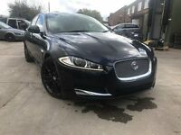 jaguar xf 2011 2.2 facelift