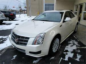 2011 Cadillac CTS AWD,