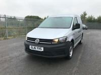 Volkswagen Caddy 2.0TDI 102PS BLUEMOTION TECH STARTLINE EURO 6 DIESEL (2016)
