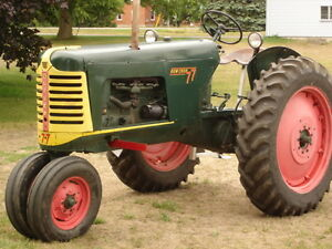 Oliver 77 Row Crop Tractor