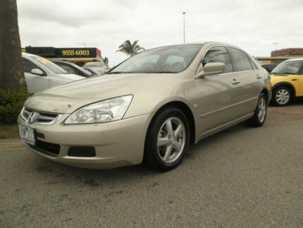 2005 Honda Accord 7TH GEN VTi Champagne Beige 5 Speed Automatic Sedan Heatherton Kingston Area Preview