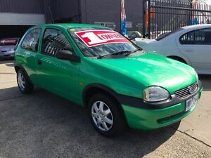 1998 Holden Barina SB City 4 Speed Automatic Hatchback Brooklyn Brimbank Area Preview
