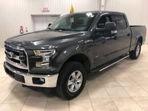 2016 Ford F-150 XLT*4x4*MAGS*HITCH*CAMÉRA*GR REMORQUAGE*