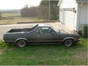 Wanted. 78-86 el camino.