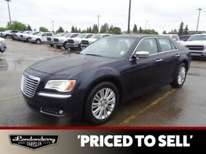 2011 Chrysler 300 AWD C Navigation (GPS),  Leather,  Heated Seat
