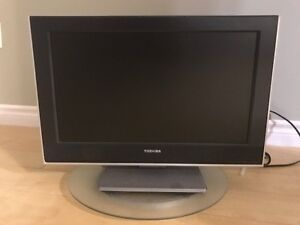 """Toshiba 20"""" LCD TV in excellent condition!"""