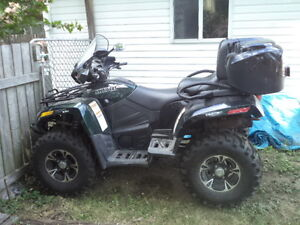 Awesome Deal!! Arctic Cat 700 Limited Edition Fully Loaded