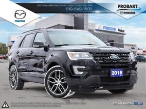 2016 Ford Explorer | Sport | Leather | Moonroof | GPS