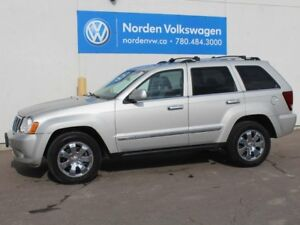 2010 Jeep Grand Cherokee LIMITED 4WD - HEATED LEATHER / REAR-VIE