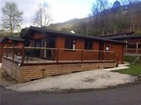 Stunning Double Lodge Log Cabin Limefitt Park Lake Windermere Holiday Home