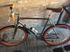 Vilano Rampage Fixed Gear Single Speed Bike
