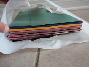 Pack of assorted construction sheets London Ontario image 1