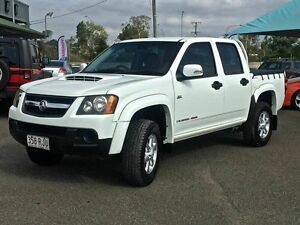 2010 Holden Colorado White Auto Active Select Utility Wacol Brisbane South West Preview