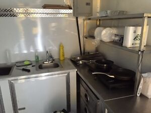 Food Concession Trailer REDUCED Kitchener / Waterloo Kitchener Area image 2
