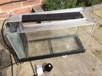 Fluval Spec V Black 19 Litre Fish Tank Fishtank