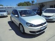 2010 Volkswagen Golf VI MY10 118TSI DSG Comfortline Silver 7 Speed Sports Automatic Dual Clutch Bayswater Bayswater Area Preview