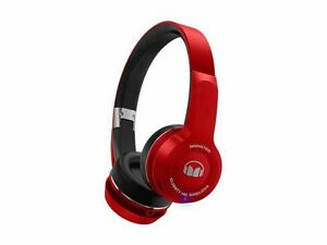 Monster ClarityHD On-Ear Bluetooth® Headphones - Red 130 only
