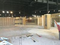 Demolition, Asbestos, Renovation