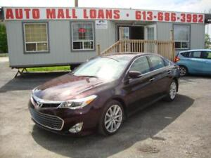 2013 Toyota Avalon XLE*** PAY ONLY $104 WEEKLY OAC***