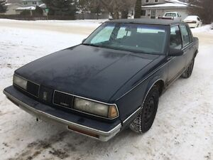 1989 Oldsmobile Eighty-Eight Sedan
