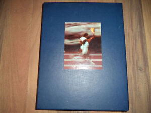 1976 Olympics boxed set of books Kitchener / Waterloo Kitchener Area image 3