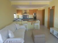 Portugal Albuferia 1 bed penthouse apartment Olhos de Auga area.