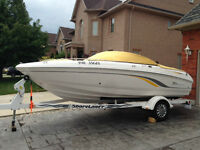 Chaparral 186 Sport Bow Rider, Original Owner/Hours