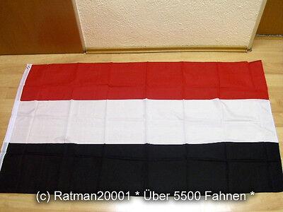 Fahnen Flagge Jemen - 90 x 150 cm