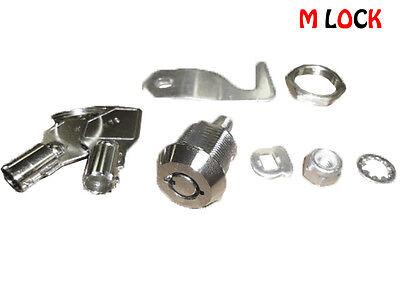 Lot Of 2 Homaktool Box 58 Tubular Cam Lock Replacement Hook Cam 180 Degree
