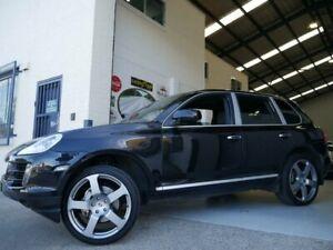 2009 Porsche Cayenne 9PA MY09 S Black Sports Automatic Wagon Rydalmere Parramatta Area Preview