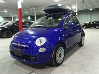 2012 FIAT 500 POP, BOSE Audio, Roof racks & Cargo Box