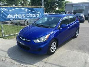 HYUNDAI ACCENT L 2012 **25$/SEM.**AUTOMATIQUE**