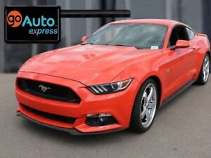 2015 Ford Mustang GT, 300A, SYNC, REAR CAMERA, MYKEY, POWER SEAT